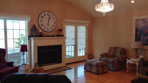Farm Country Home Living Room